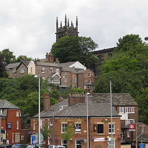Solicitors Macclesfield View From Station