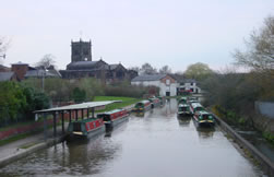 Personal Injury Solicitor Middlewich Waterways