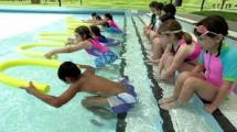 Windsford Swimming Pool Children's Swimming lesson