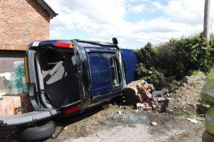 Car Crash Prestbury