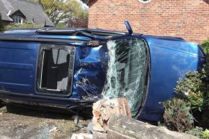 Prestbury Car Crash