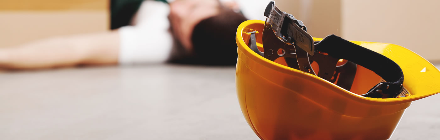 What to do If you have had an accident at work?