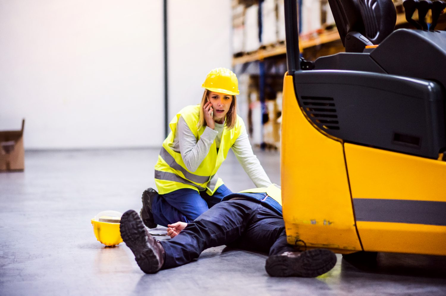 Dangerous workplace machinery – amputations and industrial accidents